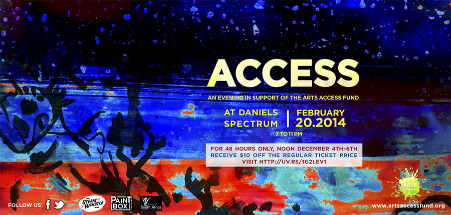 Access 2014 ticket sales