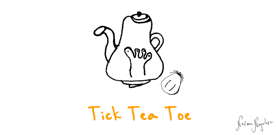 Nevena Tick Tea Toe Game