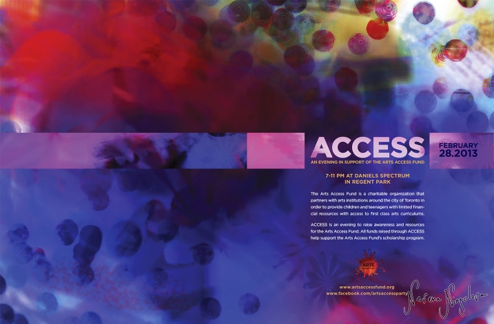 Access 2013 Magazine Ad