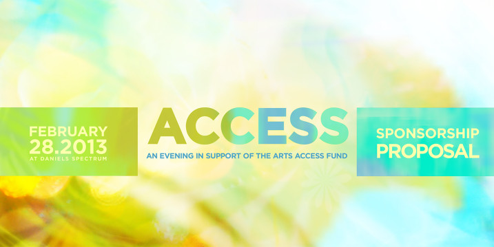 Access 2013 Sponsorship Package
