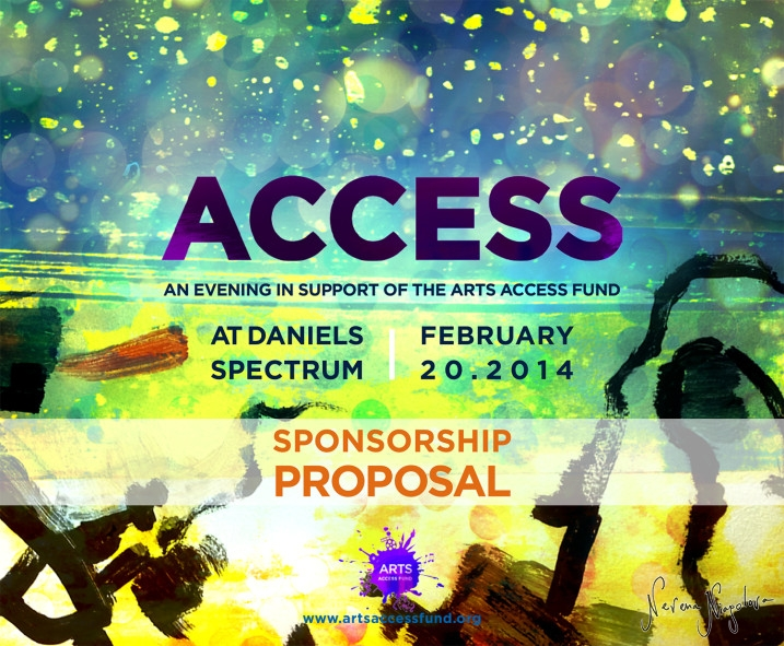 Access 2014 Sponsorship Package
