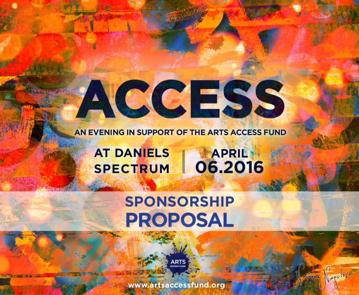 Access 2016 Sponsorship Package